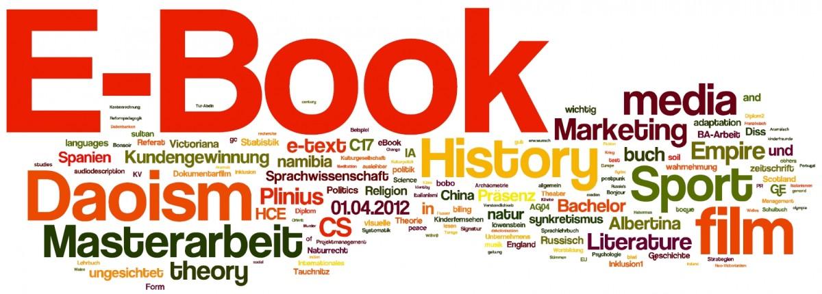 TagCloud mit Stand vom 30.05.2012
