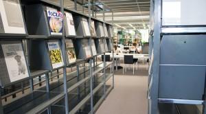 Blick in den Lesesaal