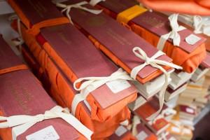 Tibetische Gebetsbücher