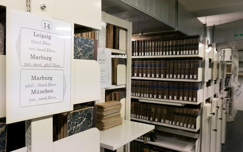 juristische dissertation publizieren