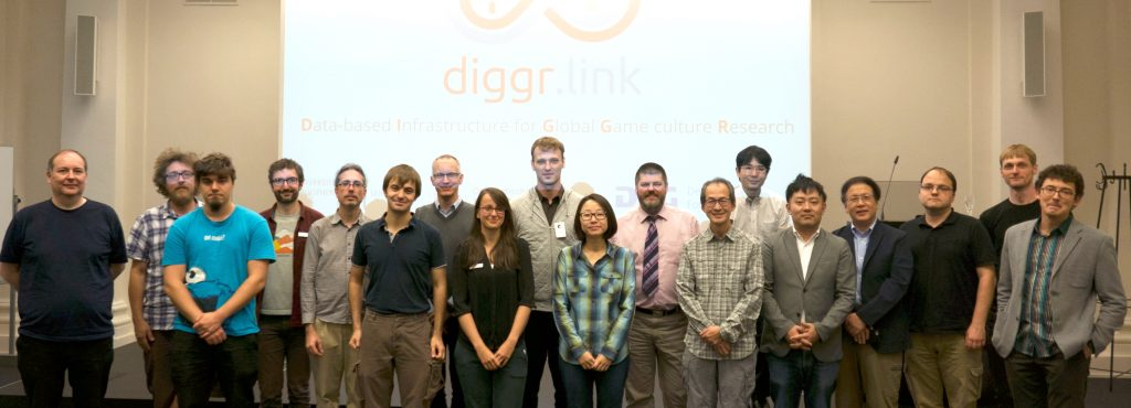 Diggr Workshop