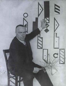 Rudolf von Laban um 1930