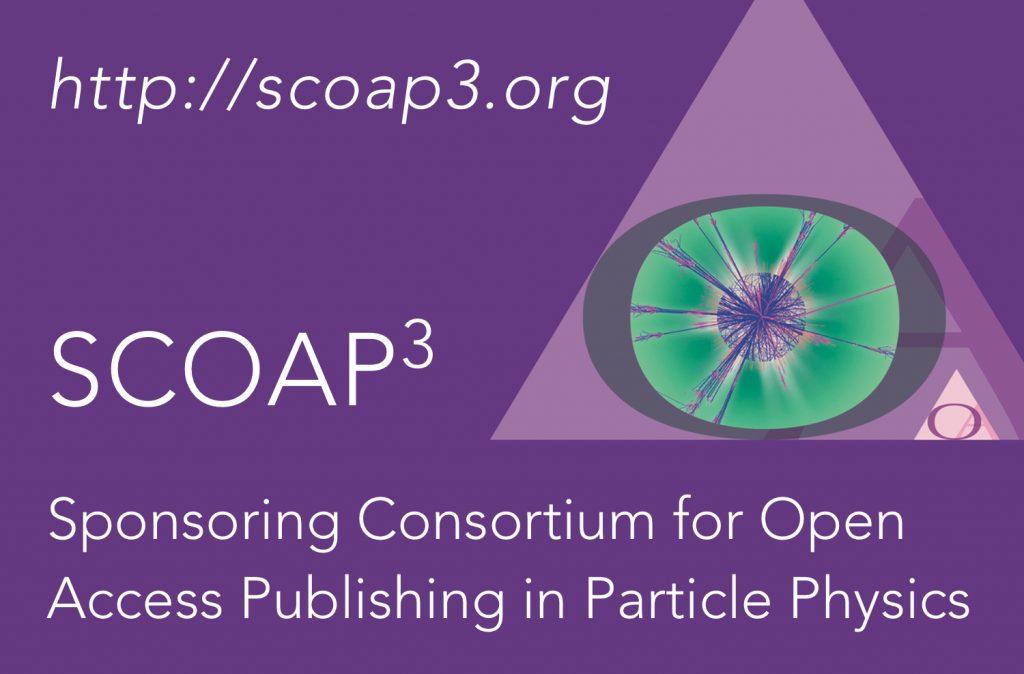 """Logo """"SCOAP3"""""""