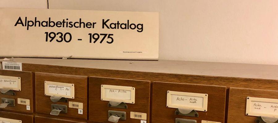 Der NK III von 1930-1975,Foto: S. Manns-Süßbrich